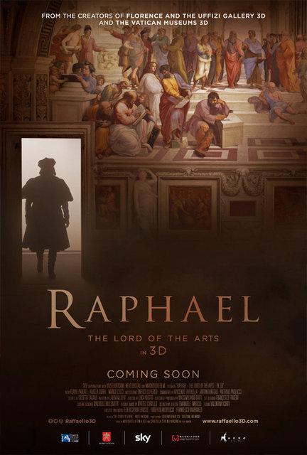 Umění v kině: Raffaello: Lord umění 3D