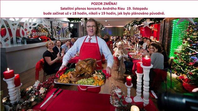 André Rieu: Vánoce s Andrém 2016