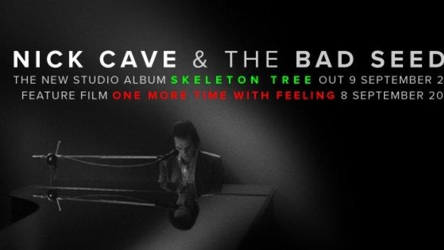 Nick Cave: One More Time With Feeling - Přímý přenos koncertu k novému albu