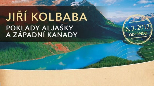 Jiří Kolbaba - Poklady Aljašky a západní Kanady
