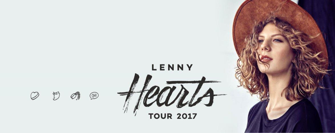 Lenny Hearts Tour 2017