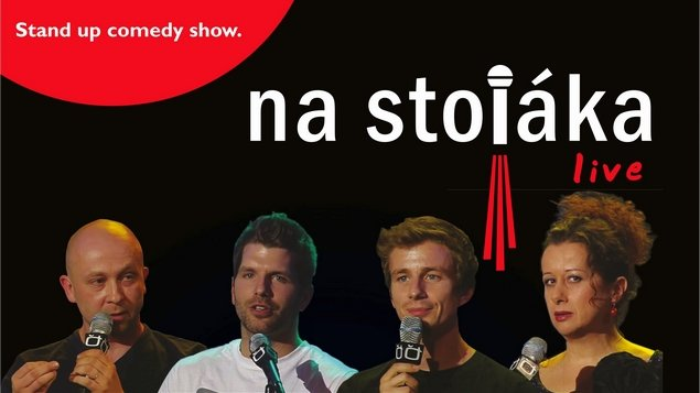NA STOJÁKA  live