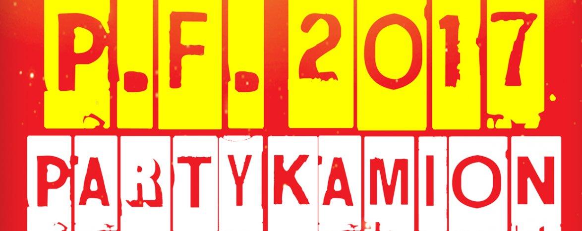 Silvestrovský pártykamión 2016