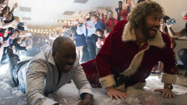 Pařba o Vánocích