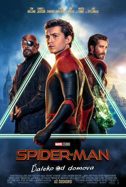 KINO: Spider-Man: Daleko od domova