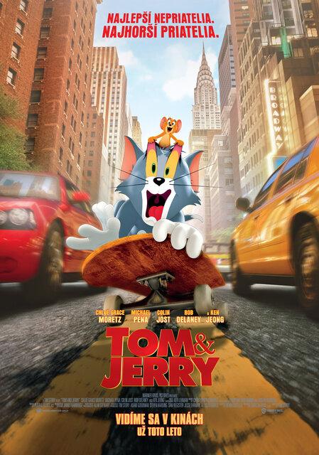 KINO: Tom a Jerry