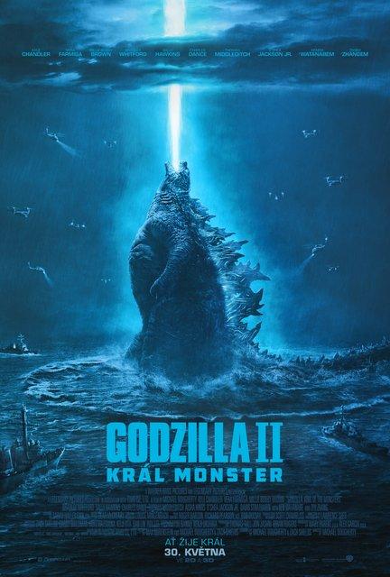 KINO: Godzilla II Král monster