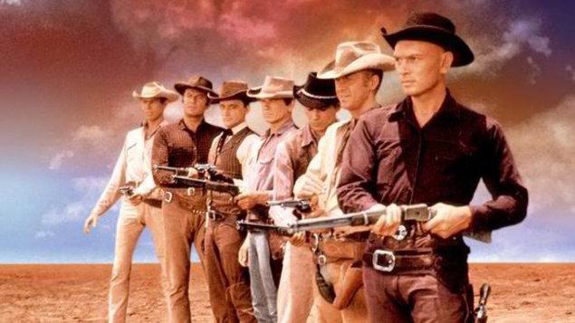 Sedem statočných (1960)