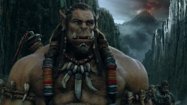 Warcraft:První střet