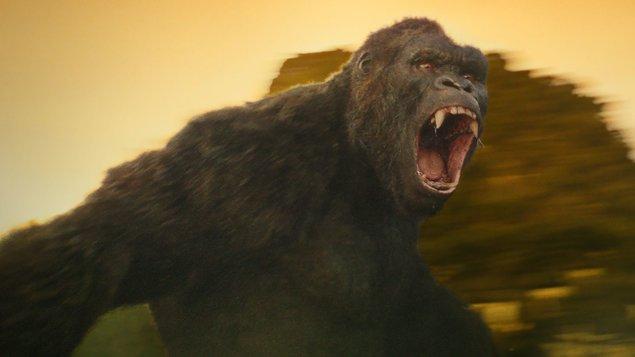 Kong: Ostrov lebek - 3D