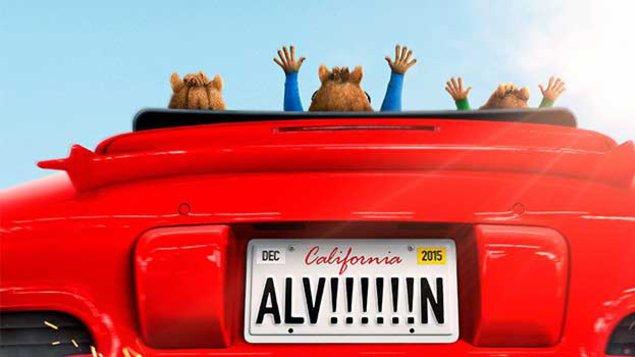 Alvin a Chipmunkové: Čiperná jízda