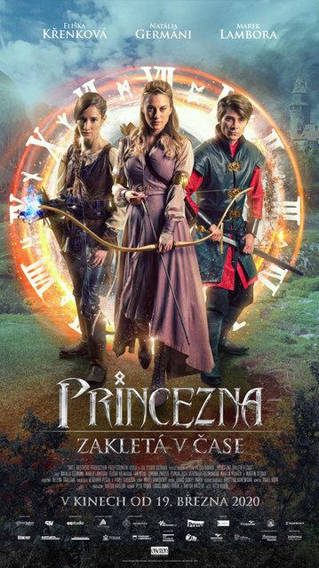 KINO: Princezna zakletá v čase