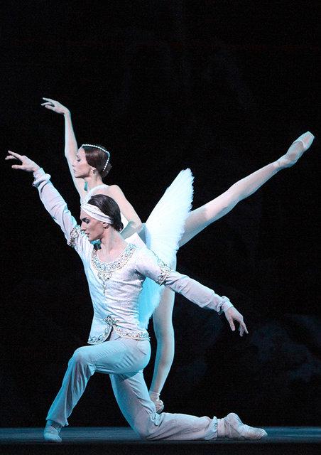 Bolšoj balet: LA BAYADÈRE 2018/19