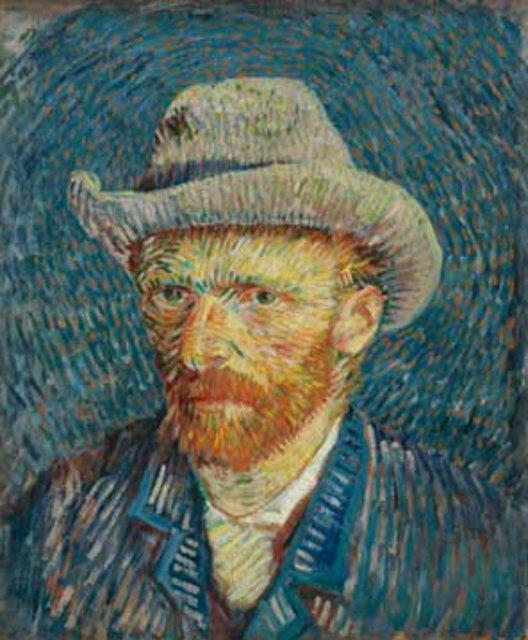 Vincent Van Gogh  z…