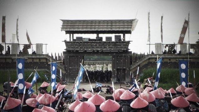 Eiga-Sai: Plovoucí hrad