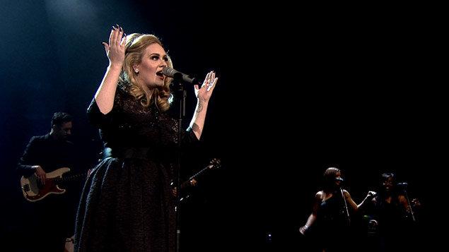 ADELE: koncert z Royal Albert Hall v Londýně