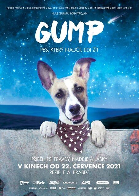 Gump - Pes, který…