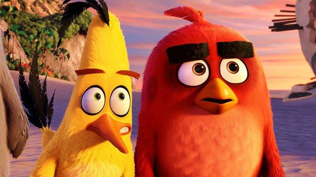 Angry Birds vo filme