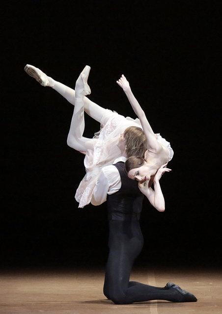 Bolšoj balet: Dáma s kaméliemi (2017/18)