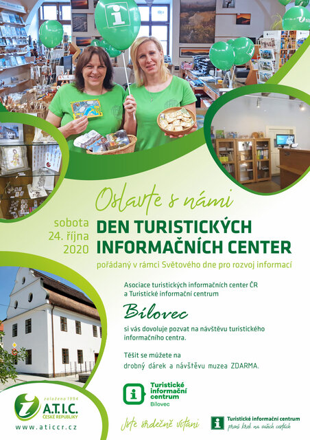 Den turistických informačních center - ZRUŠENO!