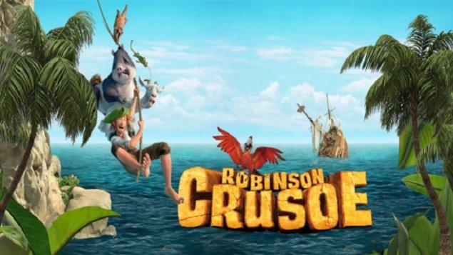 Robinson Crusoe: Na ostrove zvieratiek