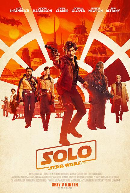 KINO: Solo: Star Wars Story