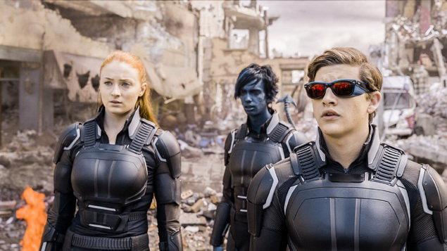 X-Men: Apokalypsa - 3D
