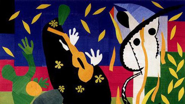 Matisse z Tate Modern Galerie v Londýně