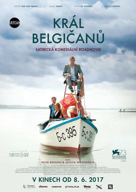 Král Belgičanů