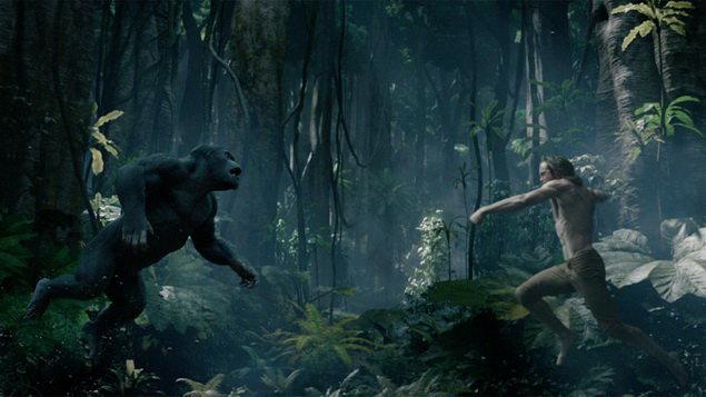 Legenda o Tarzanovi