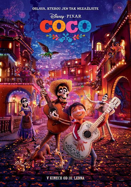 Coco + Ledové království: Vánoce s Olafem