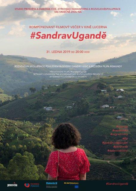 #SandravUgandě
