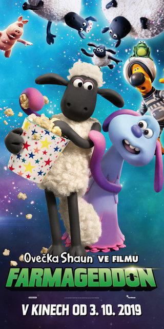KINO: Ovečka Shaun ve filmu: Farmageddon