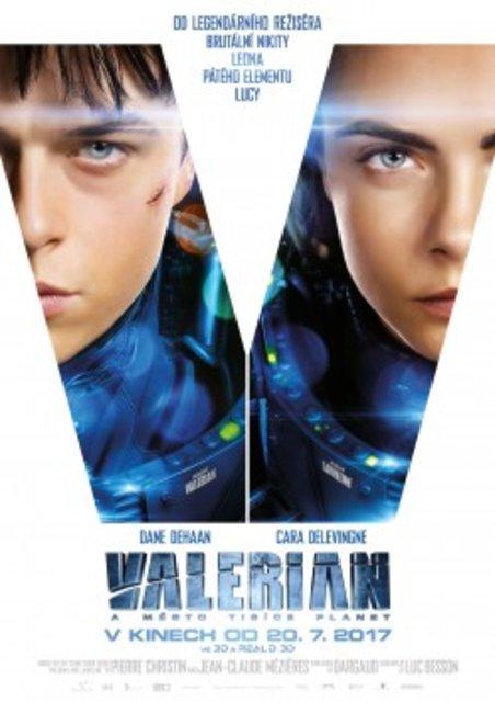 Valerian a město tisíce planet