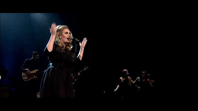 Adele, koncert z Royal Albert Hall