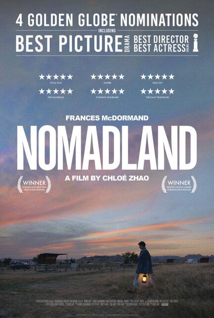 FILMOVÝ KLUB: Země nomádů