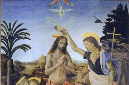 Leonardo: Nejslavnější díla