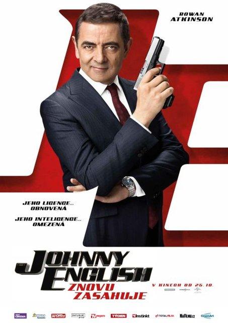 KINO: Johnny English znovu zasahuje