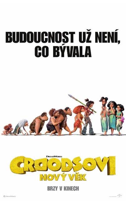 Croodsovi: Nový věk