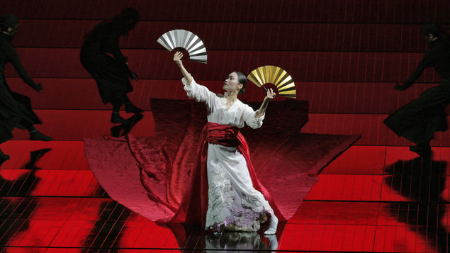 Giacomo Puccini: Madam Butterfly