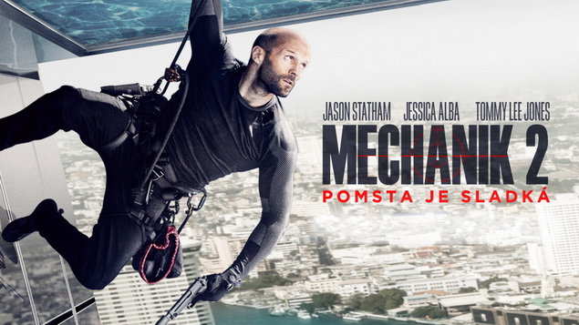 Mechanik 2 (Mechanic: Resurrection)