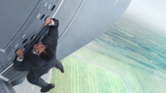 Mission Impossible: Národ grázlov