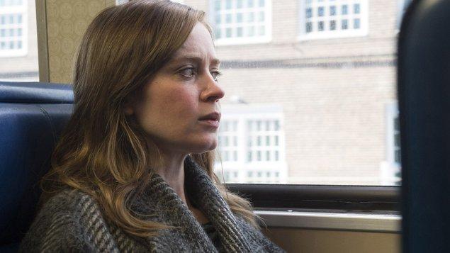 Dievča vo vlaku