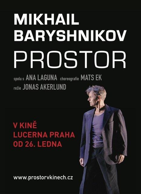 Mikhail Baryshnikov: Prostor