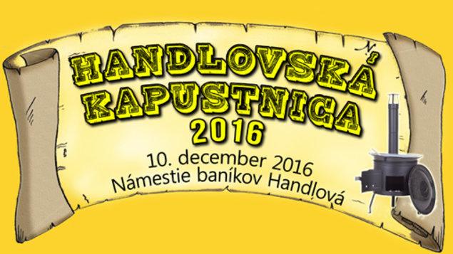Handlovská kapustnica 2016