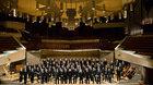 Podzimní koncert berlínské filharmonie