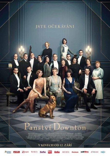 KINO: Panství Downton