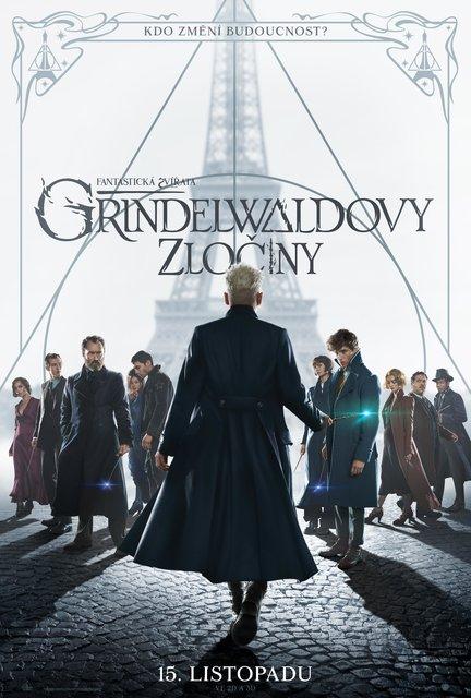 KINO: Fantastická zvířata: Grindelwaldovy zločiny