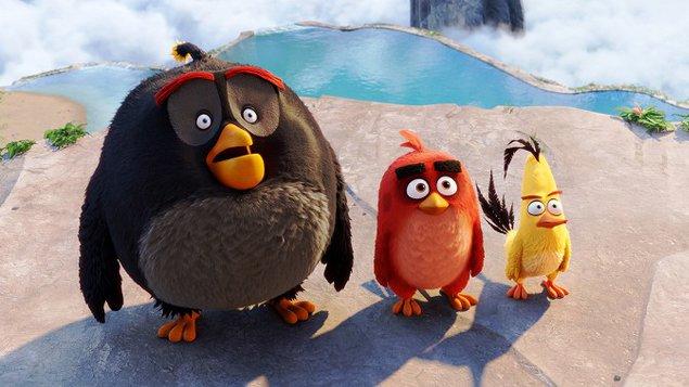 Angry Birds ve filmu - 3D