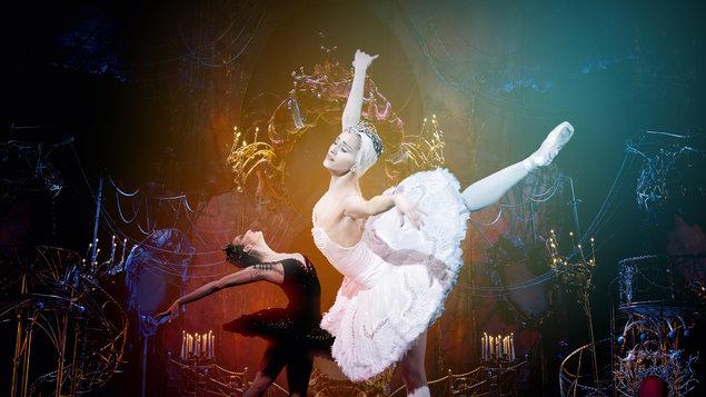 Labutí jezero  - Opera National de Paris